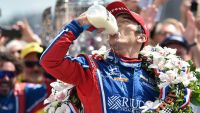 Indy500: Takuma Sato becomes first Japanese winner of Indy 500 in thrilling finish
