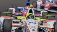 IndyCar: Jones fights hard for top three finish on dazzling Indianapolis 500 debut