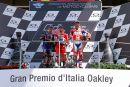 MotoGP: Dovizioso takes magnificent win at Italian GP for Ducati