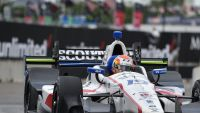IndyCar: Weekend of two halves for Jones with a top ten finish and a DNF in Detroit