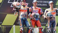 MotoGP: Dovizioso scores incredible second win in a week in Barcelona