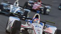 IndyCar:  Jones cuts through field in Texas before misfortune strikes