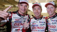 Le Mans: Kobayashi sets record Le Mans Pole for Toyota Gazoo Racing
