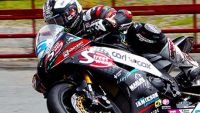 IoM TT: Michael Dunlop equals Hailwoods record with Supersport race victory