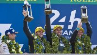 Le Mans: Aston Martin snatches last lap lead in GTE to take long awaited victory