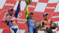 MotoGP: Rossi takes his 115th career win in a dramatic classic at the 'Cathedral' in Assen