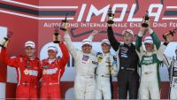 24H Series – Car Collection Motorsport Audi R8 LMS wins action packed Hankook 12H IMOLA