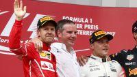F1: Brilliant Bottas beats Vettel to his second carreer win at Austrian GP