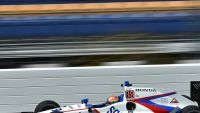 IndyCar: Jones thwarted by oversteer on tough day in Iowa despite great qualifying pace