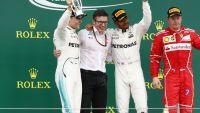 F1: Hamilton leads home Bottas for his fifth British Grand Prix win as drama hits Ferrari