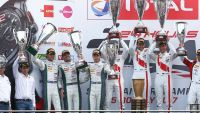 Spa 24h: Audi takes its fourth win in gripping 24 Hours of Spa