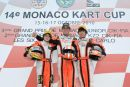 Karting: A Princely Victory and Three Podiums for Sodi in Monaco