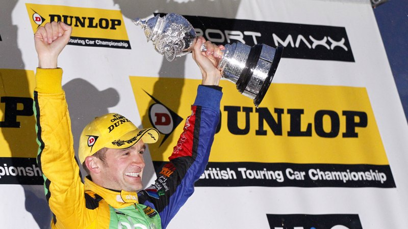 BTCC: Colin Turkington crowned BTCC champion at Brands Hatch