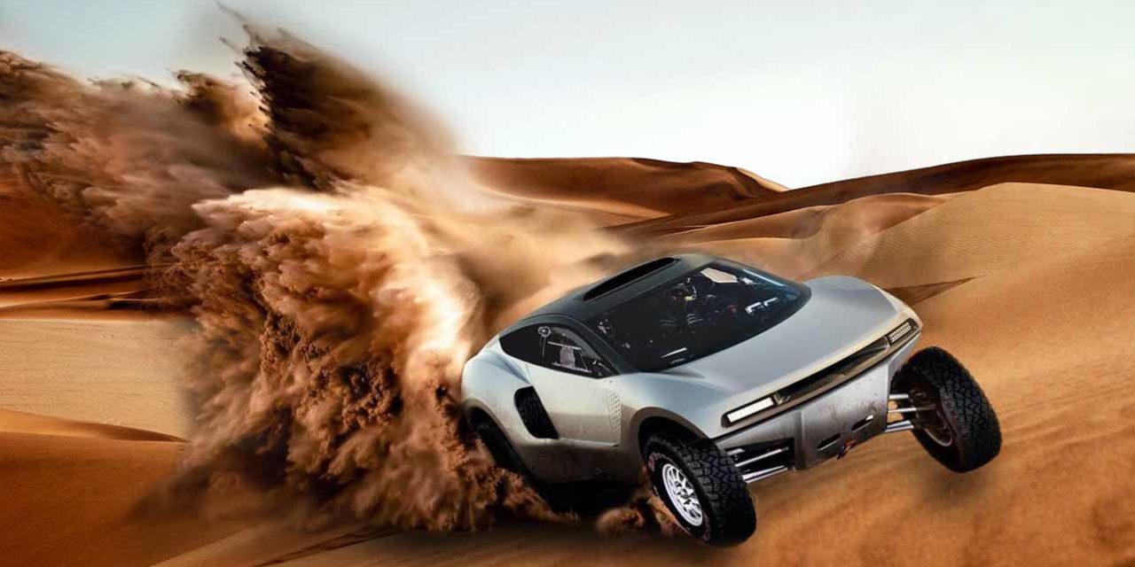 Dakar: Bahrain and Prodrive join forces to enter own team in Dakar 2021