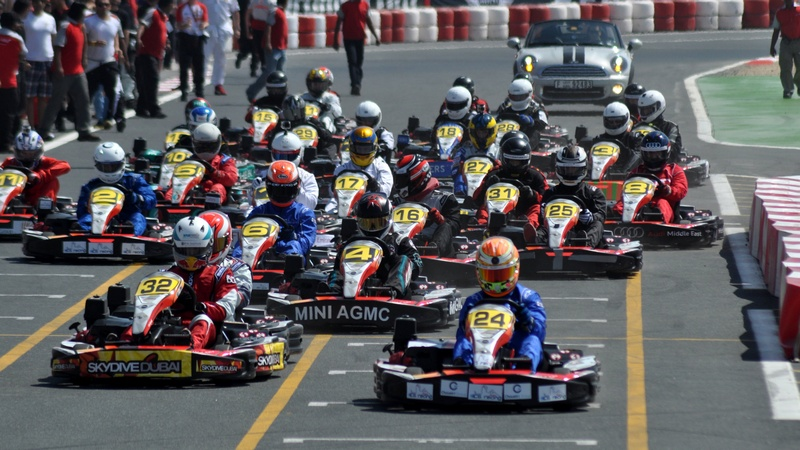 Karting: Preview to Dubai Kartdrome 600 Kilometers Endurance Race this weekend