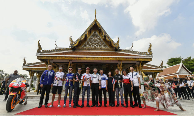 MotoGP:  MotoGP touches down at new venue Chang International Circuit Thailand