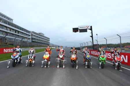 all the BSB class champions