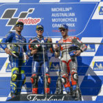 MotoGP:  Viñales pulls the pin at Phillip Island to end Yamaha's win drought