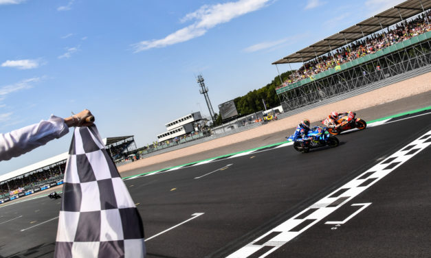MotoGP: Rins defeats Marquez with a final corner stunner at Silverstone