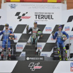 MotoGP: Morbidelli puts on a masterclass victory at MotorLand Aragón as Mir and Rins join the rostrum