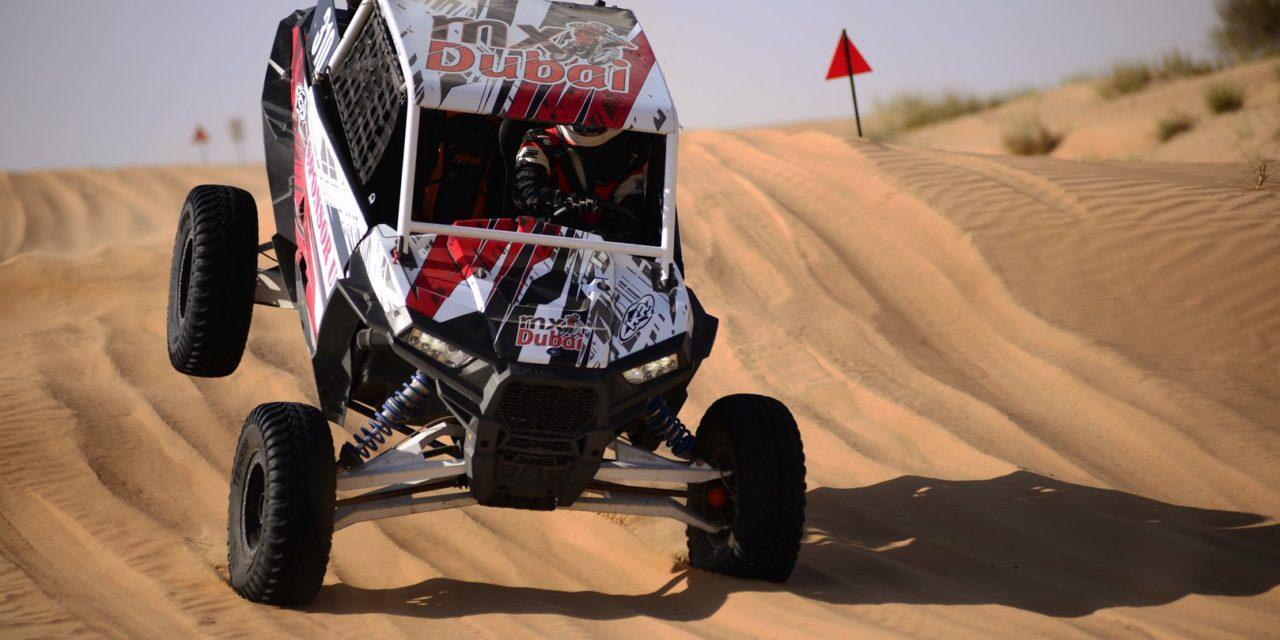 Dubai: Emirates Desert Championship report from round 2 in Margham