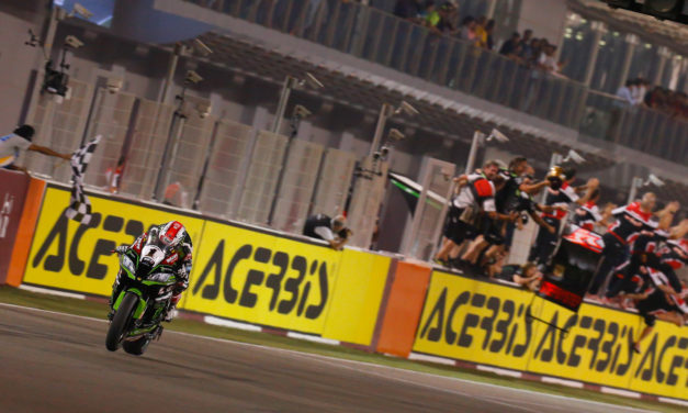 WSBK: Triple World Champion Rea signs off fantastic season with Losail victory