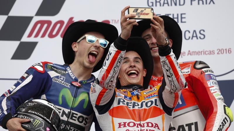 MotoGP: Marquez marches to fourth Austin win as big names crash out