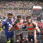 MotoGP: Lorenzo secures incredible second consecutive victory to beat Marquez and Rossi to the top