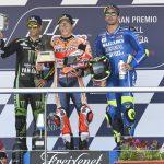 MotoGP: High drama in Jerez: Marquez wins as contenders collide