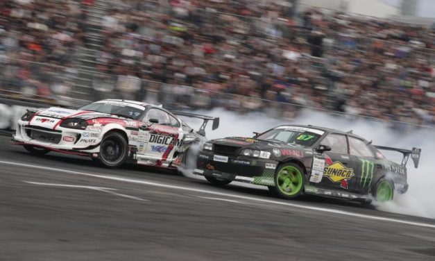 FIA: World's First FIA Intercontinental Drifting Cup announced – first event in Tokyo