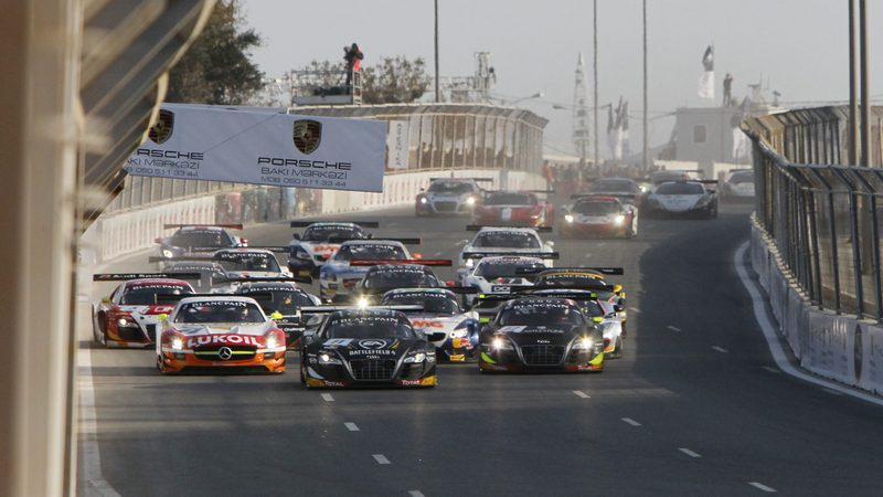 FIA GT: Audi duo Ortelli and Vinthoor take Baku World Challenge and Title glory