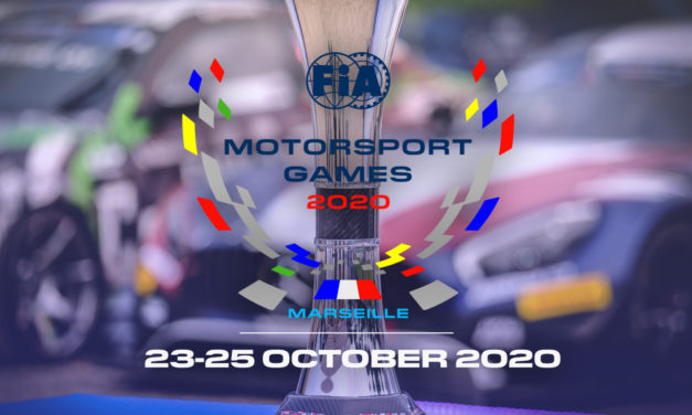 Events: Marseille and Circuit Paul Ricard to host 2020 FIA Motorsport Games