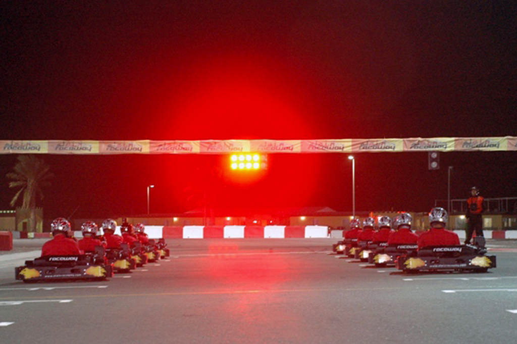 Ramadan Superprix Karting Challenge announced at Al Ain Raceway