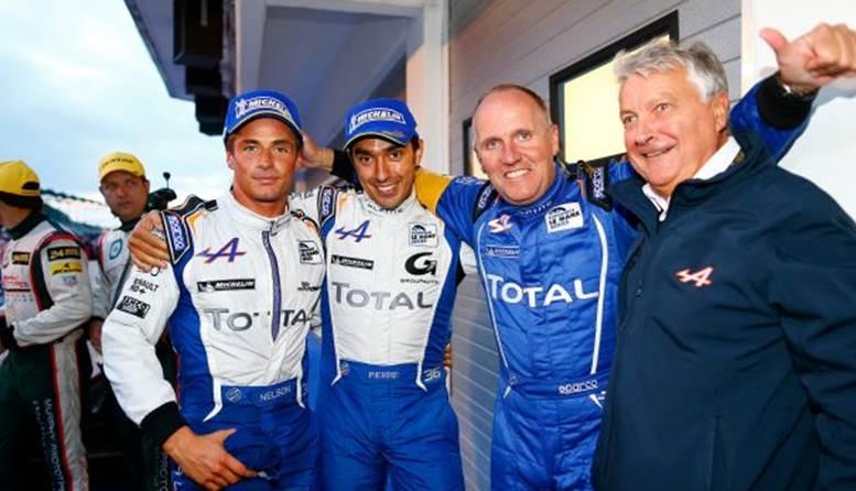 ELMS: Hungaroring 3hr sees dominant win for the #36 Signatech Alpine – Nissan