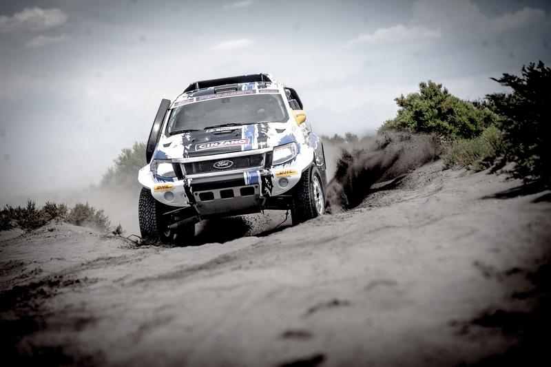 Dakar: Team Ford poised for success in Daker debut