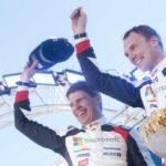 WRC: Toyota success in Rally Sweden sees Jari-Matti Latvala give the new Yaris WRC it's first win…