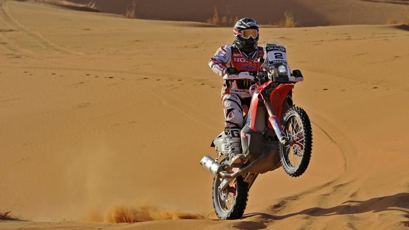Rally: Gonçalves and Honda wins Morocco Rally and the World Championship