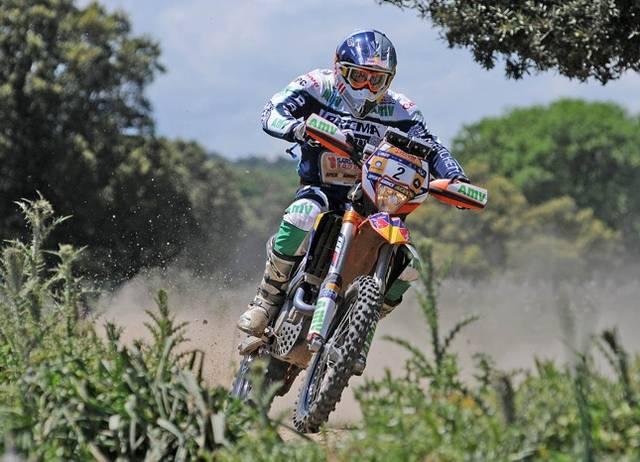 Marc Coma conquers the Sardinia Rally