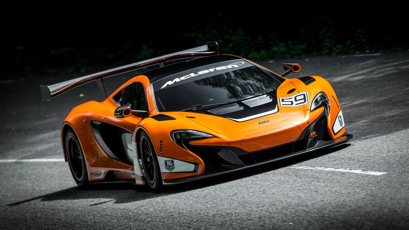 GT: McLaren confirms race debut for 650S GT3 at Abu Dhabi Gulf 12hr