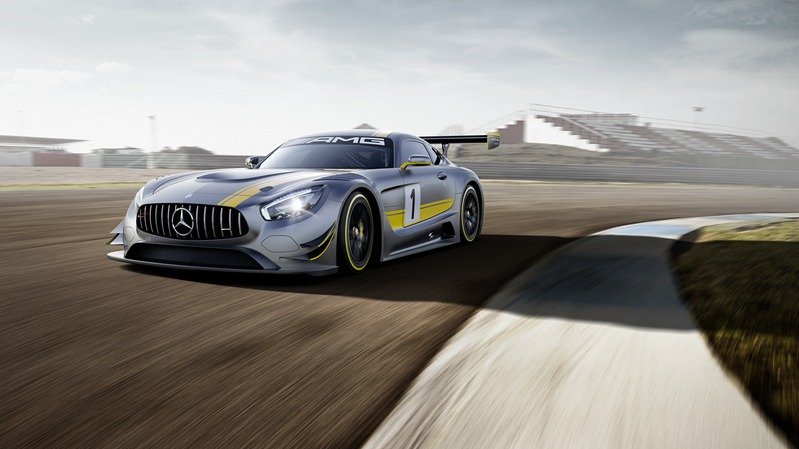 GT: The new Mercedes AMG GT3 revealed in Geneva ready for teams in 2016