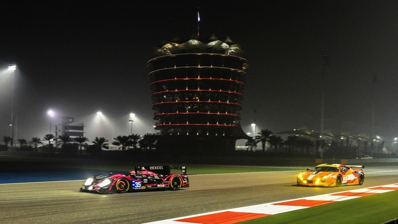 Bahrain Bic To Trial First Installation Of Floodlights