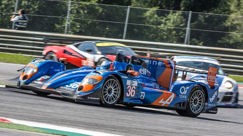 ELMS: Signatech Alpine LMP2 takes first victory of season at 4hrs of Red Bull Ring