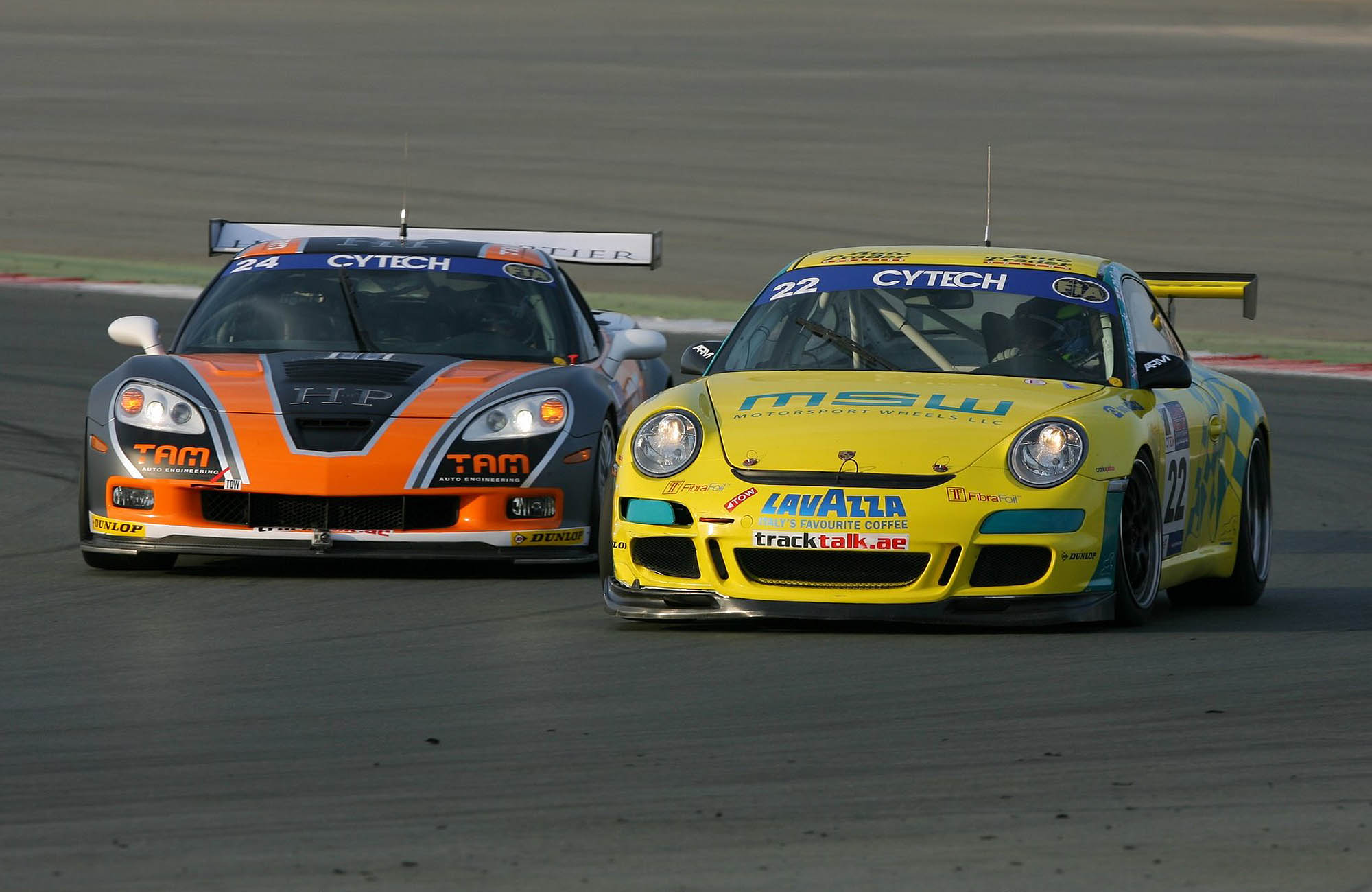 UAE National Racing: Round seven preview at Dubai Autodrome