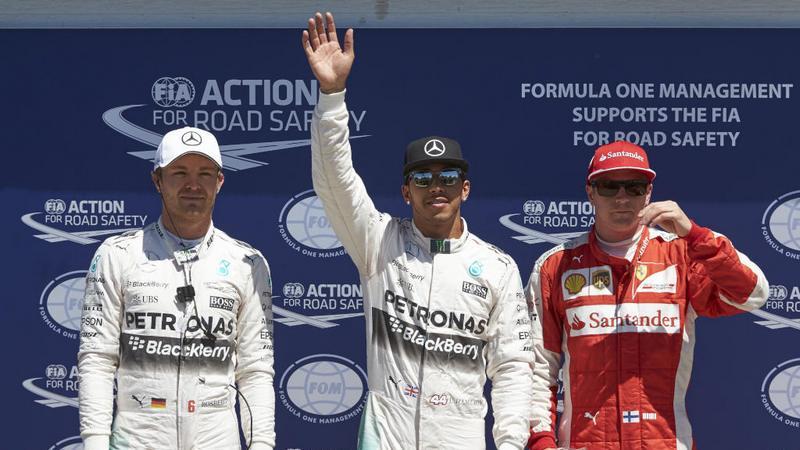 F1: Hamilton scoops Pole for Canadian Grand Prix