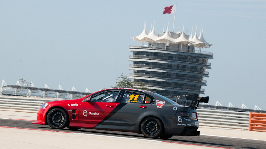 Bahrain: Western Gulf Advisory renews title sponsorship of V8 Supercars ME Championship starting Nov 18th