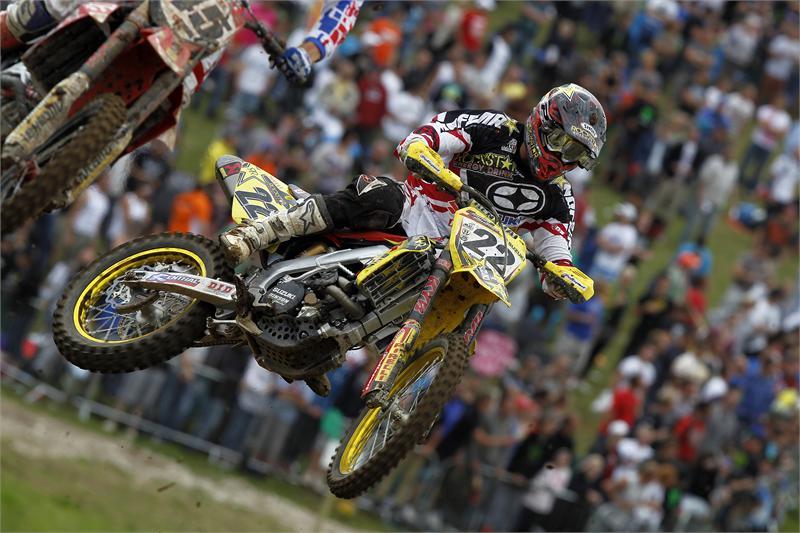 FIM Motocross GP: Strijbos 11th at British MX1 GP
