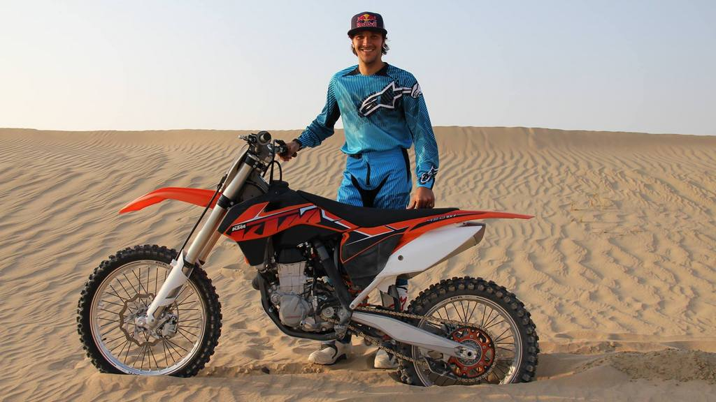 Rally: Dubai based Sam Sunderland signs with Red Bull KTM factory Rally team