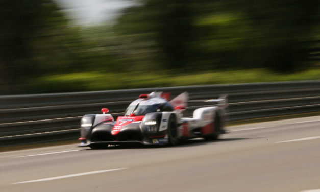 Le Mans: Provisional Pole for Toyota Gazoo Racing