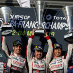 WEC: TOYOTA GAZOO Racing secures the FIA World Endurance Championship at Spa