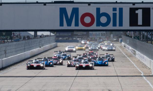 WEC: Alonso, Nakajima and Buemi victorious at1000 Miles of Sebring